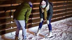 IMG_4390 (ermakov) Tags: gorkypark icerink winter snow boy girl people color m24 streetartkatok