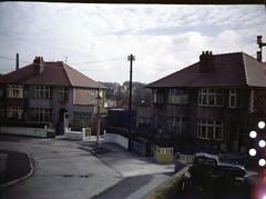 img244 (foundin_a_attic) Tags: april 1973 street houses homes fashion eveyday life england suburbs