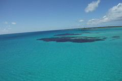 Barbuda Gravenor Bay from top of mast 3 (hedonism1) Tags: hedonism bobmackie lauriemackie outboundyachts