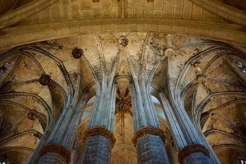 04.08.15 | Santa Maria del Mar | Berenguer de Montagut & Ramon Despuig.