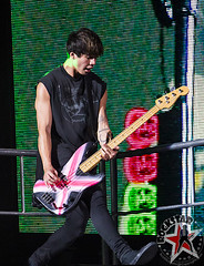 5 Seconds of Summer - The Palace of Auburn Hills - Auburn Hills, MI - Aug 19th 2015