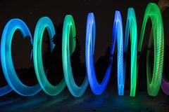 dark side of light spiral... (arwiz) Tags: light black night digital photography diy photo nikon long exposure flash latvia homemade flashlight 24 28 af nikkor dslr tamron rgb 70 vc afs strobe latvija d610 arvis dobele nakts rudzītis rudzitis