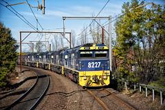 Supply (SJB Rail) Tags: pacific trains class national coal 82 pn
