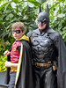 Batman And Robin (J Wells S) Tags: ohio costume mask cosplay cincinnati makeup dressup batmanandrobin adamwest burtward dukeenergyconventioncenter 2015cincinnaticomicexpo