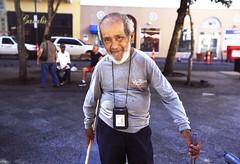 79/365 (Sean Kobi Sandoval) Tags: world old travel people puerto happy this san juan joy rico wise traveling wandering garbageman