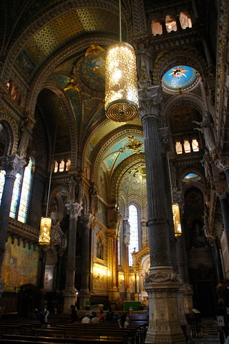 """Lyon:  Saint-Jean Cathedral • <a style=""""font-size:0.8em;"""" href=""""http://www.flickr.com/photos/26679841@N00/21321285764/"""" target=""""_blank"""">View on Flickr</a>"""