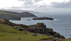 Looking West from Strathy Point (chdphd) Tags: lighthouse strathy strathypoint strathypointlighthouse