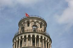 Torre pendente di Pisa (Brian Aslak) Tags: italy tower tourism europe italia famous landmark belltower pisa campanile tuscany toscana leaningtower torrependente