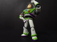 Buzz Lightyear (Matheus RFM) Tags: buzz toy toystory buzzlightyear story pixar lightyear kaiyodo revoltech