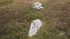 Dail A' Bhaite, The Strathy Stone (MikeBradley) Tags: scotland highland sutherland prehistoric pictish farr earlychristian strathy crossslab strathnaver scottishearlychristian thestrathystone dailabhaite strathystone