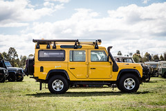 Land Rover Owners Expo 2015 (Halans) Tags: cars car expo offroad outdoor camden au sydney australia vehicle newsouthwales landrover defender landroverclub landroverownersexpo2015