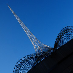 Spire (Leon Sammartino) Tags: art architecture modern centre arts melbourne spire