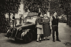 À Serris, les festivités du 70e anniversaire de la victoire de la Seconde Guerre (Cachouman) Tags: liberation allemagne militaire seineetmarne serris 8mai1945