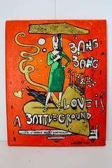 mc1984 love is a battleground (mc1984) Tags: painting 2015 mc1984