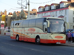 L15GWY Grayway Coach Travel at Blackpool (j.a.sanderson) Tags: volvo blackpool coaches grayway l15gwy
