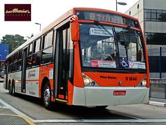 8 1844 Transppass - Caio Millennium II - Scania (busManaCo) Tags: sony scania t200 trucado busmanaco transppass