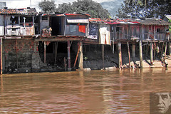 River people's houses