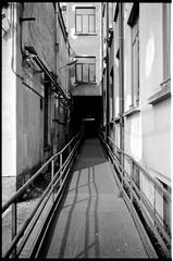 Milano - Ex Ansaldo (FabrizioBarbieri) Tags: street leica blackandwhite bw milan film analog blackwhite milano streetphotography ishootfilm analogue leicam6 filmphotography analogico leicasummaron filmphotografy