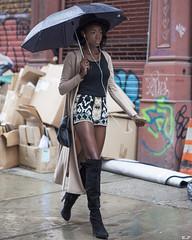 Photo (sigma.) Tags: street new york sexy beauty fashion umbrella women style week chic stylish elegance nyfashionweek nyfw nyfw2015 nyfwss16