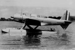 USMC SB2U-3 Vindicator BuNo 2044 (skyhawkpc) Tags: usmc airplane aircraft aviation navy marines naval usnavy usn 1941 seaplane vindicator usmarines chancevought 2044 sb2u3