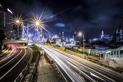 Hong Kong (Fotograf Halvor Njerve) Tags: china city skyline hongkong asia tourist stanley kina turist mennesker gatefoto