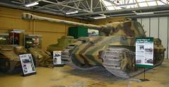 King Tiger Bovington Tank Museum 2006 #2 (JDurston2009) Tags: tank tiger dorset tankmuseum kingtiger bovington tigertank tiger2 henschelturret
