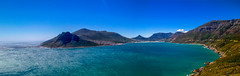 Hout Bay South Africa (galileos_photografia) Tags: ocean africa blue panorama beautiful bay scenery indianocean capetown sa atlanticocean houtbay thecape southernafrica freedomland southerncape