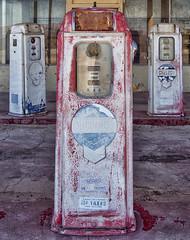 Aging Gas Pumps (murraycdm) Tags: nikon gasstation i10 mojavedesert servicestation gaspumps 177 desertcenter ragsdale 1635mm petrolpumps 17710 desertcenterca rt177 d800e murraycdm ronanmurray