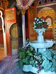 Moroccan House, Schloss Linderhof. Oberammergau, Germany (emilyfinger) Tags: germany interior oberammergau schlosslinderhof moroccanhouse