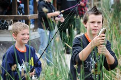 7th Annual Special Needs Fishing Day (BLMUtah) Tags: kids youth children outdoors utah fishing play special explore needs vernal learn blm angling bureauoflandmanagement