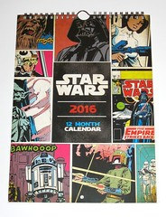 star wars 12 month calender 2016 with comic book art licensed by typo australia (tjparkside) Tags: classic vintage comics rebel star book back outfit comic fighter yoda 21 stormtroopers luke helmet wing 7 australia lucasfilm books x disney 63 suit master calender cover 01 r2d2 empire jedi stormtrooper sw xwing hunter covers boba wars months 12 18 typo 13 r2 month issue issues bounty 39 strikes pilot droid chewbacca twelve d2 leia 52 blaster skywalker fett droids blasters 2016 organa pricess tesb bawhooop