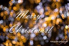 Merry Christmas (Fotografie gefhlvoll) Tags: christmas light weihnachten lights holidays bokeh merry wish gruss wishings