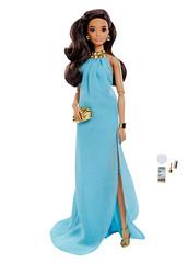 Barbie Look--Pool Chic (toomanypictures1) Tags: barbie look park pretty pool classic black dress brunette mattel silkstone