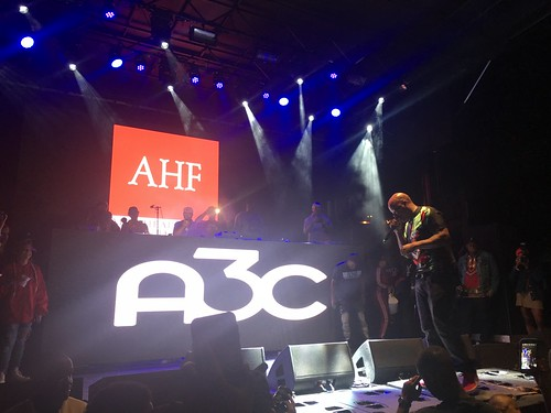 A3C Music Festival - October 9th, 2016