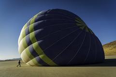 Ballooning in Wadi Rum (_ThePicture_) Tags: 2011 jordan rum wadi balloon baloon air nikon d700 sigma