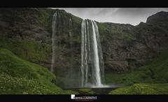 Seljalandsfoss (I) (Yiannis Chatzitheodorou) Tags: seljalandsfoss iceland ισλανδία water waterfall rurallandscape καταρράκτησ europe autofocus