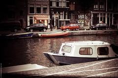 Amsterdam, Prinsengracht by Night (Amsterdamming) Tags: amsterdam prinsengracht night autumn cold architecture city street urban netherlands