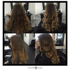 """Before and after beauty by stylist, Allie! • <a style=""""font-size:0.8em;"""" href=""""http://www.flickr.com/photos/41394475@N04/30082926263/"""" target=""""_blank"""">View on Flickr</a>"""