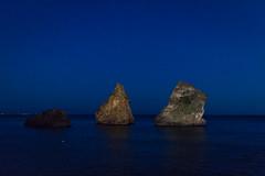 Ora Blu... (Minieri Nicola) Tags: rocce mare ora blu vietrisulmare italia paesaggio travel landscape spiaggia