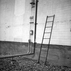 Maybe (Dan Cordle) Tags: dancordle analogue film filmphotography fineartphotography rolleiflex fp4 hc110
