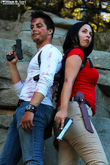 IMG_8006 (willdleeesq) Tags: cosplay cosplayer cosplayers griffithpark lacosplayshootout uncharted nathandrake chloefrazer