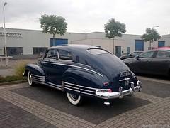 Chevrolet Fleetline Aerosedan fastback 1946 (AL-98-86) (MilanWH) Tags: chevrolet fleetline aerosedan fastback 1946 al9886