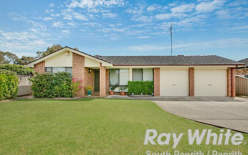 2 Shandlin Place, South Penrith NSW 2750