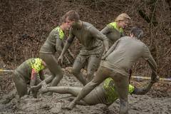 tangled (stevefge) Tags: berendonck strongviking viking mud nederland netherlands nederlandvandaag people candid sport slippery girls endurance reflectyourworld