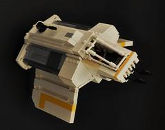 VCX-series: Phantom (1) (Inthert) Tags: phantom rebels moc lego star wars ship season 1 chopper ezra bridger hera syndulla ghost shuttle starfighter lothal spectre vcxseries corellian engineering corporation