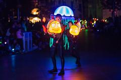 Paint the Night (jodykatin) Tags: marlin nemo paintthenight parade disneyland
