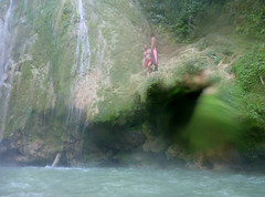 Salto El Limon (little_duckie) Tags: lasterrenas republicadominicana dominicanrepublic saltoellimon ellimon cascada waterfall beach laplaya playa laplayalasballenas