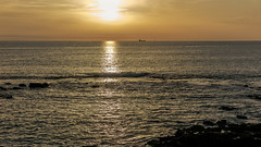 jlvill 431 Inmensidad dorada (jlvill) Tags: oceanos mares atlantico bahias ocasos atardeceres naturaleza 1001nights 1001nightsmagiccity