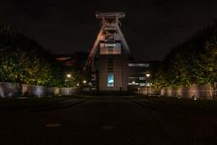 Zollverein Essen, Germany (Thilo Sengupta) Tags: zollverein weltkulturerbe ruhrgebiet zeche kokerei worldheritage mine essen canon eos80d 18135mmm nachtaufnahmen