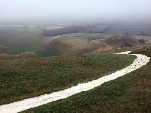 White Horse at Uffington